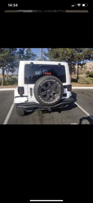 Jeep Sahara tires and wheels for Sale in National City, CA