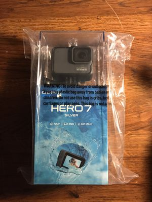 GoPro hero 7 silver for Sale in NEW PRT RCHY, FL