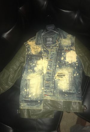 Biker jacket for Sale in Baltimore, MD