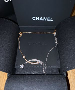 CHANEL 925 Sterling Silver necklace for Sale in Dallas, TX