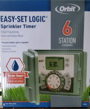 Sprinkler timer for Sale in Windsor Hills, CA