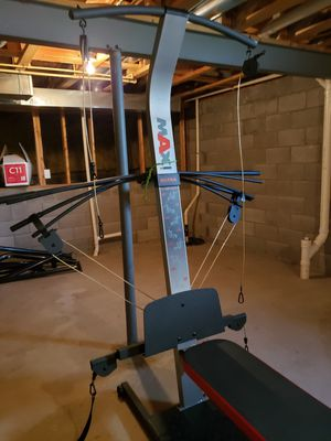 Max Ultra home gym by Weider for Sale in Grove City, OH