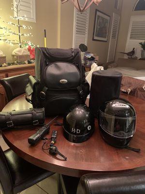 Saddleman, Harley Davidson Helmet XLG, KBC Helmet XLG, Cobra for Sale in Stockton, CA