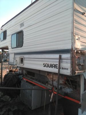 Lance Camper for Sale in Stockton, CA