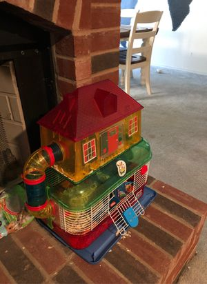 Hamster cage for Sale in Grand Prairie, TX