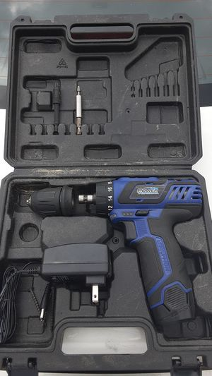 Power torque 2 in 1 drill/impact driver for Sale in Denham Springs, LA