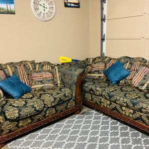 Two Matching Couches for Sale in Vancouver, WA