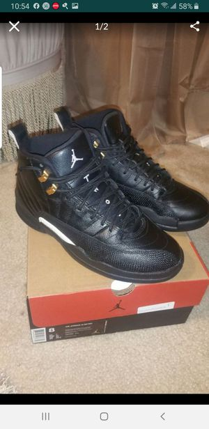 Retro Jordan 12 Masters for Sale in Houston, TX