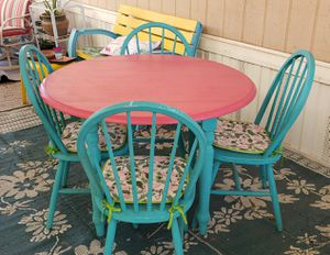 Patio Table with Chairs for Sale in Tempe, AZ