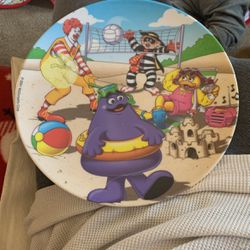 Ronald McDonald Plate for Sale in Naperville,  IL