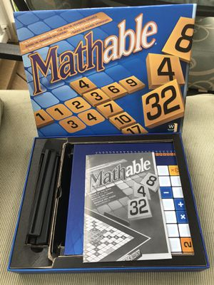 Math Game for Sale in Leesburg, VA