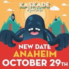 KASKADE TICKET FOR THURSDAY 10/29 for Sale in Norwalk, CA