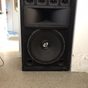 Party speakers for Sale in Brooklyn, NY