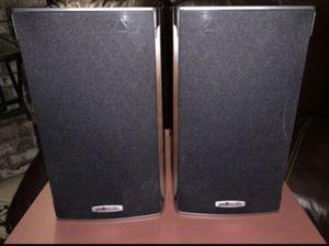 Polk audio RTI A1 Cherry 2 Way Bookshelf Speakers. for Sale in Houston, TX