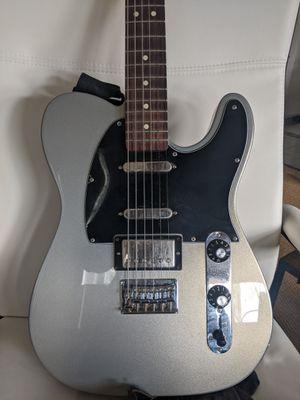 Fender Telecaster Baritone blacktop 6-string electric guitar for Sale in Miami, FL