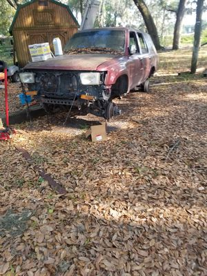 1994 5 speed manual parts truck for Sale in Plant City, FL
