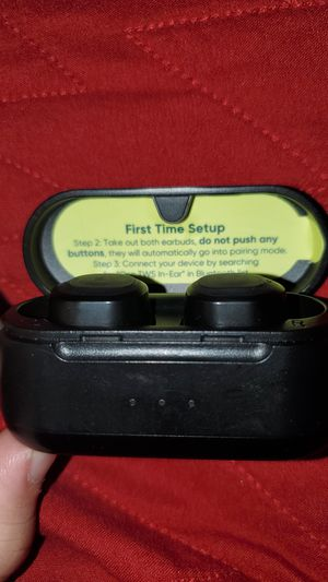 Bluetooth Wireless Earbuds for Sale in Stockton, CA