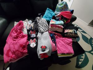 Used to like new kids mostly girls clothing. Sizes 4, 5, 6 for Sale in Henderson, NV