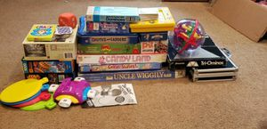 Tons of fun family games/puzzles/mazes lot for Sale in Tumwater, WA