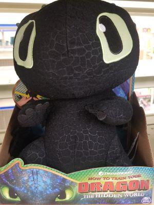 How To Train A Dragon Plush Doll New In The Box for Sale in Baltimore, MD