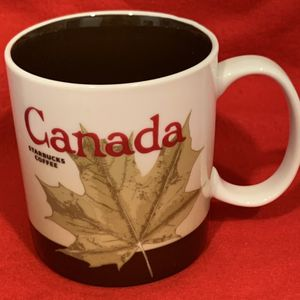 Collectible Starbucks Coffee Cup - Canada for Sale in Stevenson Ranch, CA