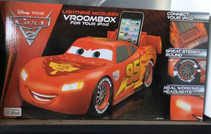 Lightning McQueen vroombox for your iPod for Sale in Pasco, WA