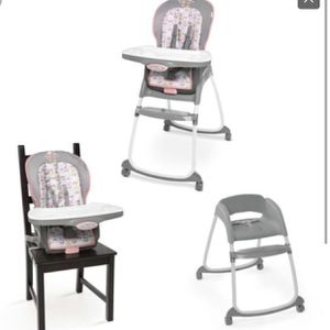 Ingenuity High Chair 3in1 for Sale in Clinton, MA
