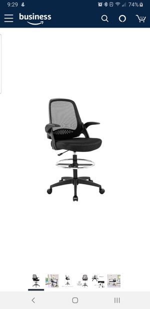Best Office drafting desk adjustable height chair for Sale in Berkeley, CA