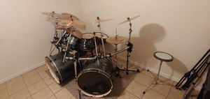 PDP drum set ( price negotiable) for Sale in Brunswick, MD