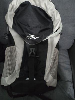 Crane Backpack - Black/Grey for Sale in Seminole, FL