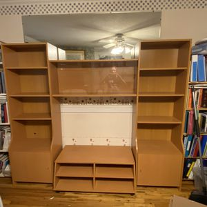 IKEA TV Stand And Book Case for Sale in Fresno, CA