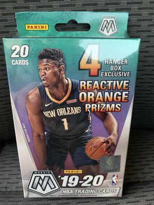 2019-20 Mosaic Basketball Hanger Box for Sale in Eugene, OR