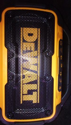 DeWalt Bluetooth speaker for Sale in Orosi, CA