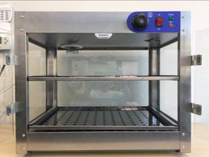 Commercial Countertop Pizza Food Warmer Display Case 2 Tier for Sale in Chino, CA