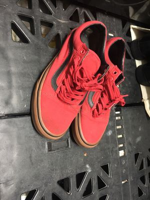 Low top vans size 7 for Sale in Nederland, TX