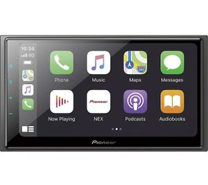 """Pioneer DMH-W4660NEX In-Dash Multimedia Receiver with 6.8"""" WVGA Capacitive Touch for Sale in Chula Vista, CA"""