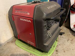 Honda Generator eu3000is - Super Quiet for Sale in Bethel Park, PA