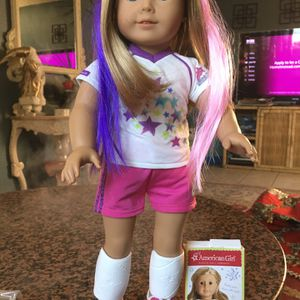 """American Girl doll Original 18"""" With Multiple Outfits And Accessories for Sale in Orange, CA"""