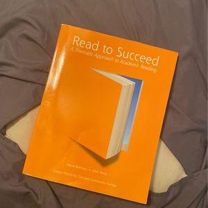 Read To Succeed GCC Pearson for Sale in Phoenix, AZ