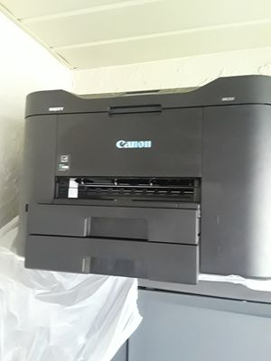 Canon laser printer scanner copier for Sale in Tampa, FL