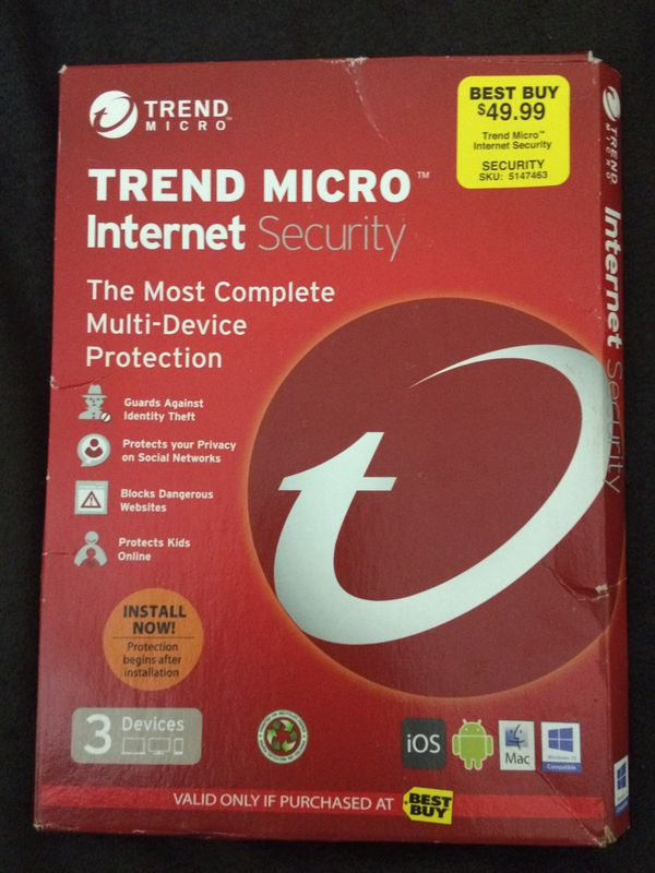 Dell laptop with internet security