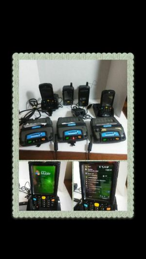 Motorola & Field Pro Printer Business Equipment for Sale in Humble, TX