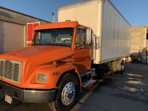 1998 Freightliner FL60 Diesel Truck with Air Brakes for Sale in Fremont, CA