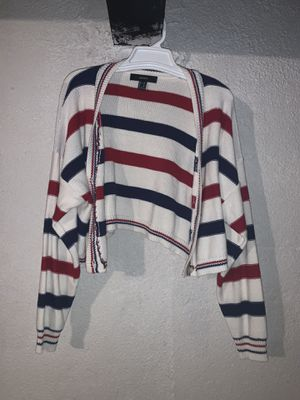 Forever 21 Women's Long Sleeve Button Up Cardigan Medium for Sale in Macomb, MI