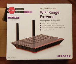Netgear AC1200 WiFi Network Extender Router for Sale in Springfield, VA