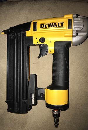 dewalt nail gun for Sale in Dallas, TX