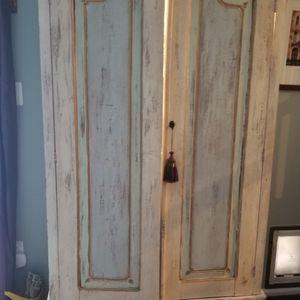 Armoire Desk For TV Or Computer for Sale in Silver Spring, MD