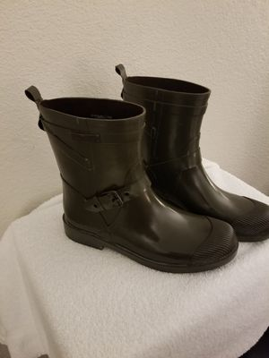Mens Rain Boot by Coach N.Y. for Sale in Denver, CO