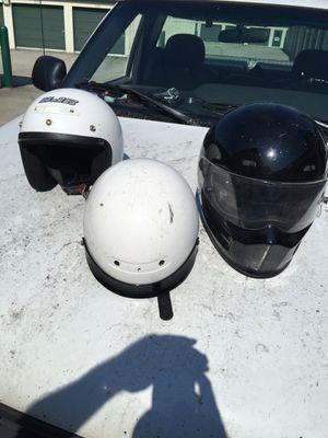 Motorcycle Helmets Bundle for Sale in Midlothian, VA