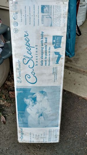 Arm's Reach co-sleeper for Sale in Crownsville, MD